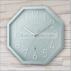 CITIZEN WALL CLOCK (OCTAGONAL)
