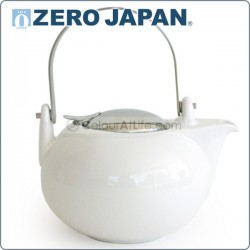ZERO JAPAN PERSIMMON TEAPOT (WH)