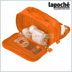LAPOCHE CHARGE ME UP BAG - ORANGE