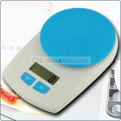 JAPAN MINI FOOD SCALE (BLUE)
