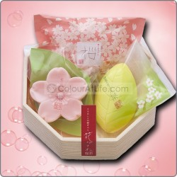 SAKURA BATHING SET