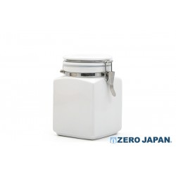Square Canister 43 (WH/900ml)