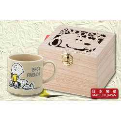 "Snoopy ""Best Friends"" Mug杯