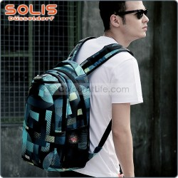 Smart Classic Mini Backpack (Blue)