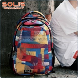 Smart Classic Mini Backpack (Colourful)