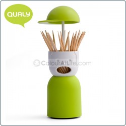 Picky Boy Toothpick Holder (Green)
