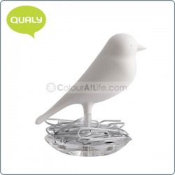 Nest Sparrow (White)