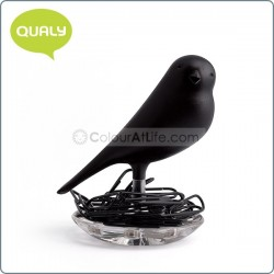 Nest Sparrow (Black)