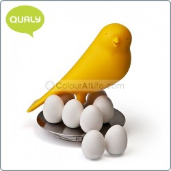 Magnetic Egg Sparrow (Yellow)