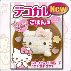 Hello Kitty趣緻食物模具